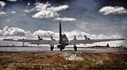Historic Aviation Prints - Mission 25 Print by Peter Chilelli