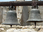 Handcrafted Art - Mission Bells by Kenna Hillman