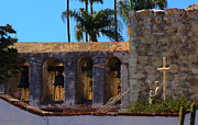California Earthquake Prints - Mission San Juan Capistrano Print by Viktor Savchenko