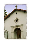 Mission San Rafael Digital Art Framed Prints - Mission San Rafael Arcangel - I Framed Print by Ken Evans