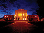 Art Of Building Prints - Mississippi Lyceum at the University of Mississippi Print by University of Mississippi - Imaging Services