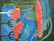 Large Scale Originals - Mississippi Watermelon by Terrence  Howell