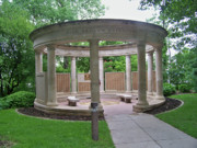 Photography - Missouri Law Enforcement Memorial by Julie  Grace
