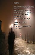 Mist 1 Print by Richard Donin