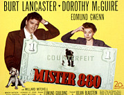 Fid Photos - Mister 880, Burt Lancaster, Dorothy by Everett