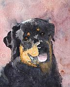 Dog Originals - Mister Bob by Ally Benbrook