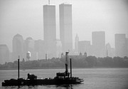 Wtc Prints - Misty Morning Print by Mark Gilman