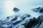 Expose Prints - Misty Ocean Print by Larry Dale Gordon - Printscapes