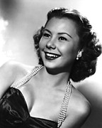 Mitzi Framed Prints - Mitzi Gaynor, Ca. 1950 Framed Print by Everett