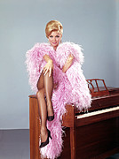 Mitzi Framed Prints - Mitzi Gaynor, Portrait Framed Print by Everett