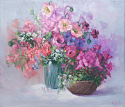 Assorted Originals - Mixed Flowers 2583 by Fernie Taite