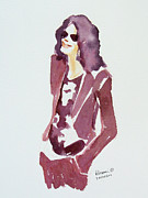 Mj Paintings - Mj 2009 by Hitomi Osanai