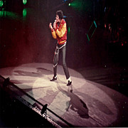 King Of Pop Prints - Mjj Print by Malcolm B Smith