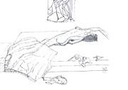 Robert Meszaros - mmm...stretch... sketch