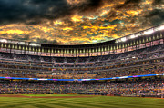 Minnesota Twins Photos - MN Twins Storm by Michael Klement