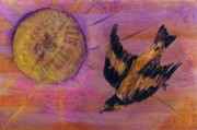 Mockingbird Mixed Media - Mockingbird by Desiree Paquette