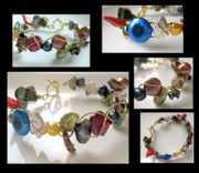 Handcrafted Jewelry - Mod Meets Vintage by Menucha Citron