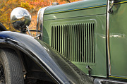Model A Prints - Model A on Blueridge Parkway Print by Bruce Gourley