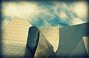 Building Digital Art - Modern Architecture Abstract by Marius Sipa