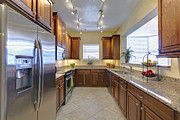Florida House Photos - Modern Kitchen by Skip Nall