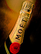 Moet Posters - Moet Poster by Kathleen A McDermott