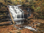 Aaron Campbell - Mohican Falls October...