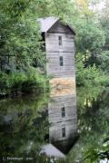Enterprise Photo Framed Prints - Mollohan Mill 3 Framed Print by Carolyn Postelwait