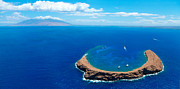 Monica and Michael Sweet - Molokini Maui