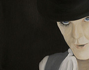 Kubrick Paintings - Moloko Vellocet by Sarabeth Kett