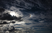Aotearoa Originals - Molten Cloud And Sundog by Dennis William Gaylor