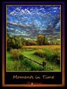 Inspirational Poster Framed Prints - Moments in Time Framed Print by Phil Koch