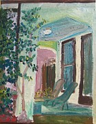 James  Christiansen - Moms Porch