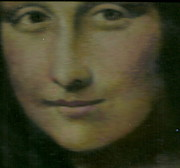 Anne-Elizabeth Whiteway - Mona Lisa  a Closer View