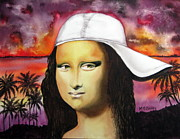 Maria Barry - Mona Lisa in Florida