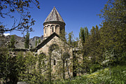 Turkey Metal Prints - Monastery of Ishan Metal Print by Michele Burgess