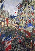 Monet: Montorgeuil, 1878 Print by Granger