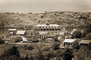 J R Baldini M Photog Cr - Monhegan Island Village...