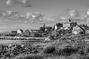J R Baldini M Photog Cr - Monhegan Maine Harbor