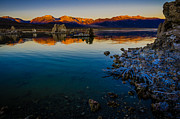 Mono Lake Framed Prints - Mono Lake Sunrise Framed Print by Scott McGuire