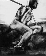 John Clum - Monotype Series 32
