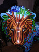 Featured Sculptures - Monsieur de Lioncourt by Genevieve Esson