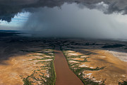 Randy Olson - Monsoon Rains Over A...