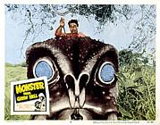 Monster From Green Hell, Jim Davis, 1957 Print by Everett