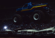 Monster Photos - Monster Truck Big Foot by Antonio Martinho