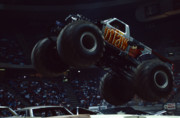 Outlaw Photos - Monster Truck Outlaw by Antonio Martinho