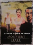 Blockbuster Art - Monsters Ball by Sandeep Kumar Sahota