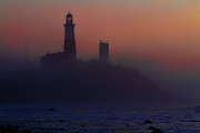 Montauk Photos - Montauk Mist by Rick Berk