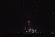 Hamptons Photo Prints - Montauk Starry Night Print by William Jobes