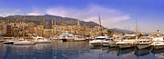 Monaco Art - Monte Carlo by Images Etc Ltd