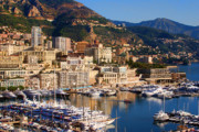 Europe Digital Art - Monte Carlo by Tom Prendergast